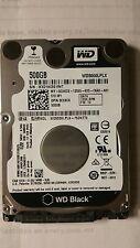 WD 500GB 7200RPM SATA Genuine HDD Drive  0CXKCK  WD5000LPLX