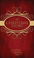 NIV, Christmas Story from the Family Reading Bible, Hardcover by Zondervan