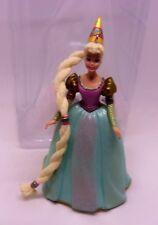 Hallmark 1997 Ornament Children's Collector Barbie #1 Rapunzel Doll New Tangled