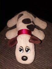 "Vintage Small 8.5"" Pound Puppy (1985?)Plush Stuffed Animal"