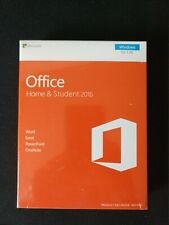 Microsoft Office Home and Student 2016 Software PK Card