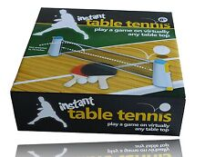 INSTANT Table Tennis ~ Indoor Outdoor Game Sport Toy!
