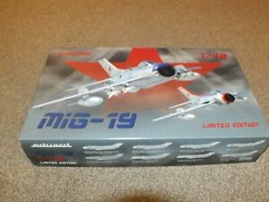 Eduard 11141 1:48th scale Limited Edition MiG-19