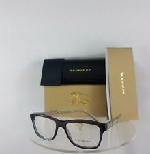 New Authentic Burberry Eyeglasses BE 2214 3544 BE2214 55mm B 2214 3544
