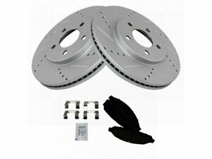 For 2003-2011 Mercury Grand Marquis Brake Pad and Rotor Kit Front 71938XV 2004
