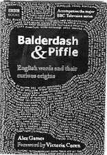 Balderdash and Piffle by Alex Games (Hardback, 2006)