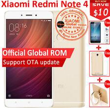 32GB Original Xiaomi Redmi note 4 Pro MTK Helio X20 Deca Core MIUI8 Smartphone