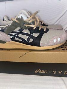 Size 10 ASICS Gel-Lyte III SVD Sivasdescalzo