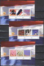 2013 Postzegelbeurs Essen blokjes 3012-C6/8 nrs 6-8