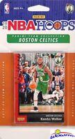 Boston Celtics 2019/20 Panini Hoops NBA EXCLUSIVE Team Set-Jayson Tatum, Kemba+