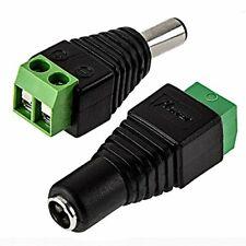 2 Way LED RGB Splitter Cable - 3PCS Black 5050 4 Pin RGB LED Strip Light Connect