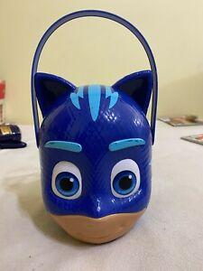 Disney's PJ Masks Cat Boy Plastic Bucket/Basket Halloween Easter Christmas Candy