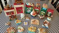 Ornaments Noah's Ark Collection of 20