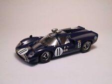 Lola T70 Coupe' #11 Dnf 12h Sebring 1968 De Udy / Dibley 1:43 Model BEST MODELS