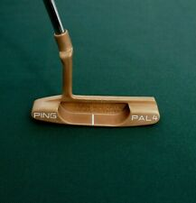 Refurbished Ping Pal 4 Becu Beryllium Copper Putter