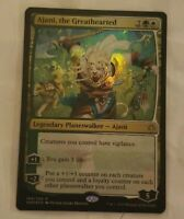 Non Factory Cut 1x Foil Tolsimir MTG Friend to Wolves War of the Spark