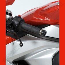 NEW R&G Racing Lenker Protektoren MV Agusta F3 675 / 800 2012- Bar End Slider