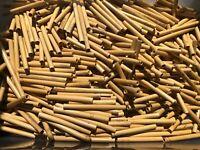 Oboe tube cane, rigotti oboe cane, 10-10.5 diameter, 1/4 pound, hand sorted