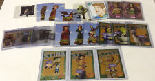 Shrek Trading Cards Inserts Lot of 20 - Sketch Cards & More - Free Shipping!
