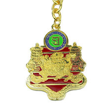 Feng Shui Wealth and Success Amulet Keychain