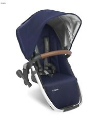 UPPAbaby VISTA RumbleSeat Add-on Seat, Taylor (Indigo), New in Box