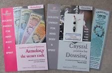 CANCER - Handmade birthstone pendulum for Dowsing + 2 great books & a bookmark