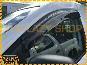 Weathershields, Weather Shields for Volkswagen Caddy 05+ Window Visors