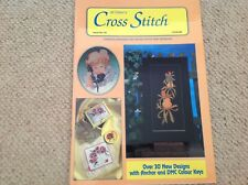 Jill Oxton's Cross Stitch Book No 24 Three Composers, Cats Pyjamas Over 30 Desig