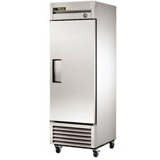 True T-23F Commercial Stainless Steel Reach In FREEZER Lightly Used