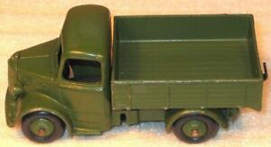 DINKY TOYS No 25wm/640 BEDFORD MILITARY TRUCK. US EXPORT ISSUE.EXCELLENT UNBOXED