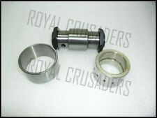 NEW ROYAL ENFIELD Crank pin std with 2 Nuts,Floating bush & Fixed bush @JUSTROYA