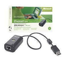 Microsoft(R) USB Broadband Networking (10/100) Ethernet Adapter MN-110