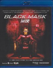 Black Mask (1996) Blu-Ray [Region A] UNCUT - English Subtitles - Jet Li