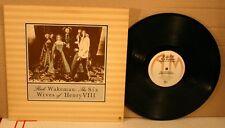 Vintage Vinyl - Rick Wakeman The Six Lives of Henry VIII 1973 A&M Records