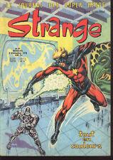 STRANGE 84 Yellow Kid Jarvis Spiderman Stan LEE GOOD/BE L'araignée Dare Devil