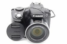 Canon Powershot SX50 HS 12.1 MP 50x zoom Lenti Fotocamera Digitale Nera