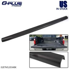 Plastic Tailgate Handle Smooth Black For F-250 Super Duty 08-16