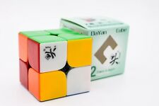 Old Plastic OP Dayan Zhanchi 2x2 Speed Cube - RARE - Brand New - Full Lube/Setup