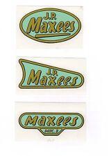 JP Maxees Mk. 3 Vintage Mower Repro Decals