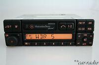Original Mercedes Special BE1650 CC Becker Kassette Autoradio A0038205586 RDS