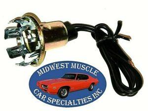 Chrysler Park Tail Stop Turn Signal Light Lamp Bulb Wiring Harness Socket D41