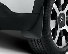Citroen C4 Cactus Rear Mudflaps Mud Guards New and Genuine 1610191580