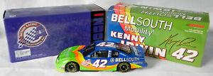 Kenny Irwin #42 Monte Carlo, 1:24, BellSouth, Action #11057 Ltd. Ed., New NIB