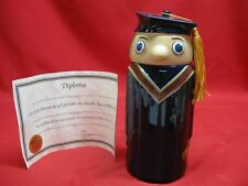 UTICA CLUB SCHULTZ & DOOLEY GRADUATE CHARACTER STEIN - FIRST EDITION