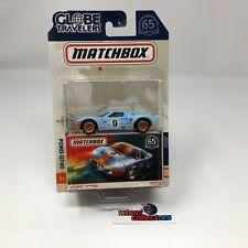 Ford GT40 Gulf * Matchbox Globe Travelers * JB9