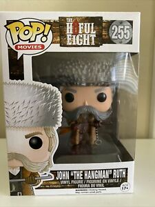 John The Hangman Ruth The Hateful Eight Pop! Movies Vinyl Figure by FUNKO 255