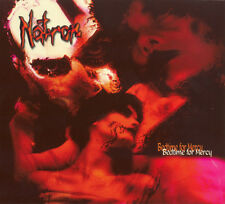 NATRON  – Bedtime For Mercy Digipak CD (Holy, 2000)  *It. Death Metal *sealed