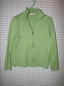 Womens Cutter & Buck golf shirt - small - green