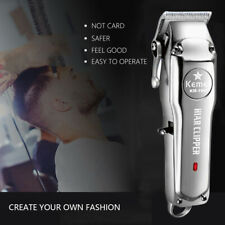 Kemei KM-1997 All-metal Electric Hair Clipper Trimmer Professional & Home