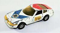 1/36 scale Corgi toys Ferrari Daytona Vintage Diecast Model Car no. 81 A12